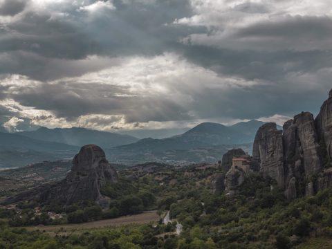 Греция. Метеоры