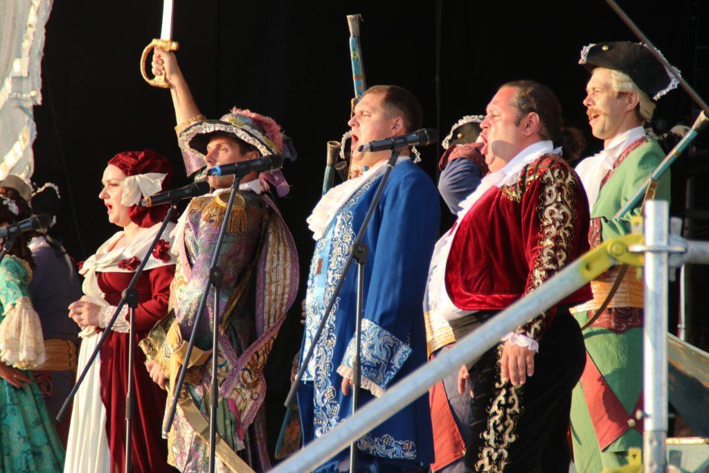 Фестиваль музыкальных редкостей и гастрономических изысков