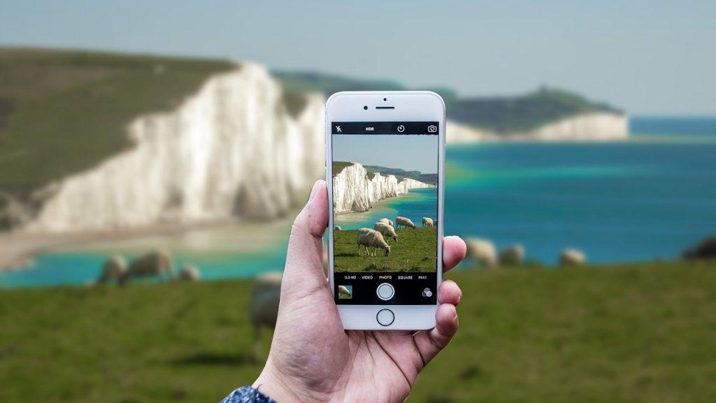 Как сделать хорошее фото на смартфон?