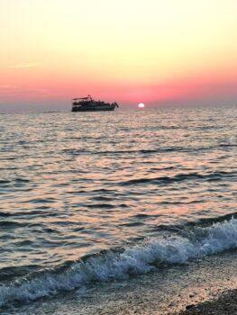 Лето это море