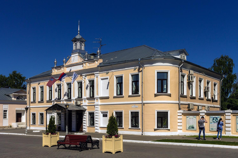 Здание Мостоотряда