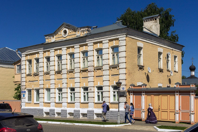 дом Лозовского