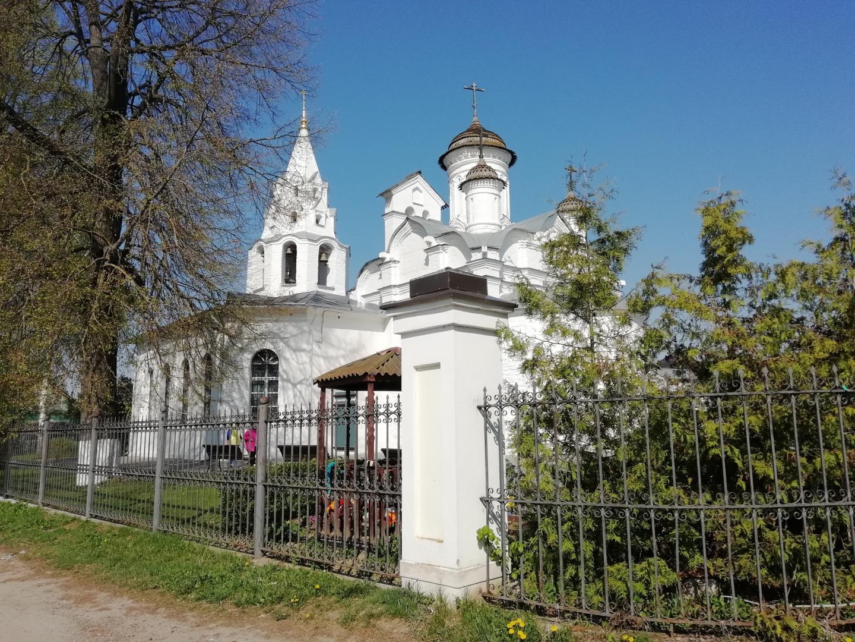 Городищи церковь1