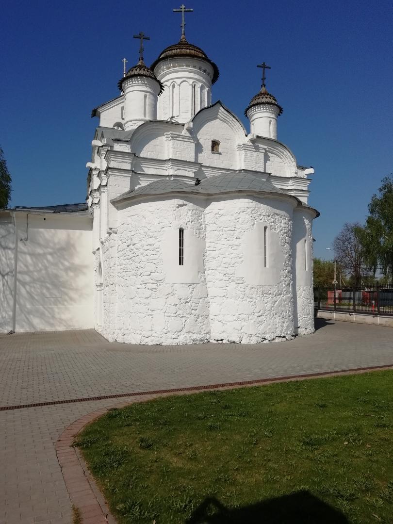 Городищи церковь