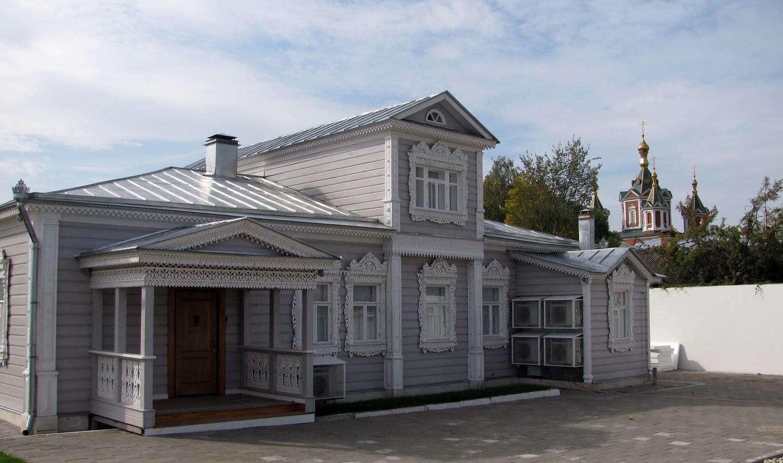 Коломна Красивый дом