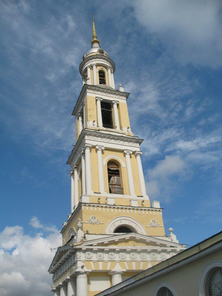 Церковь Иоанна Бог шпиль