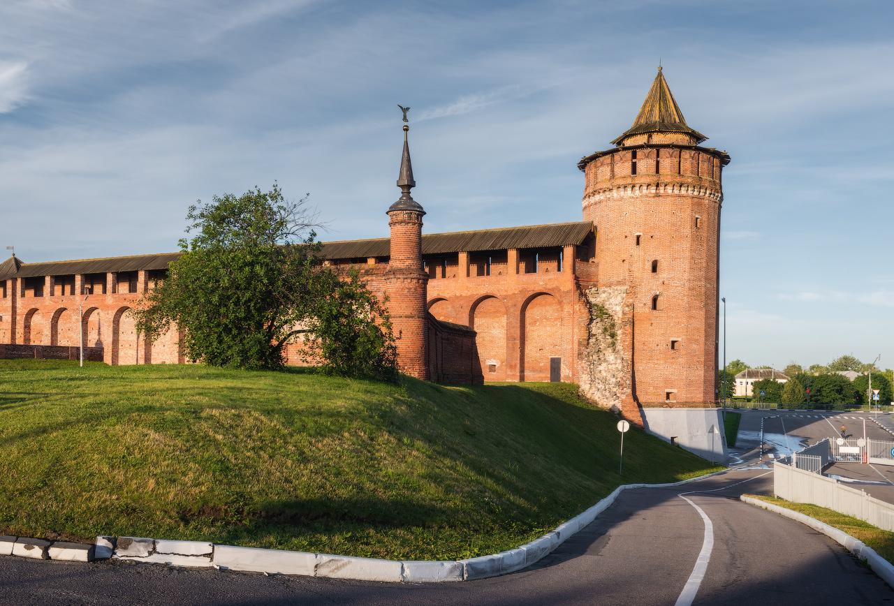 Мар.башня утром