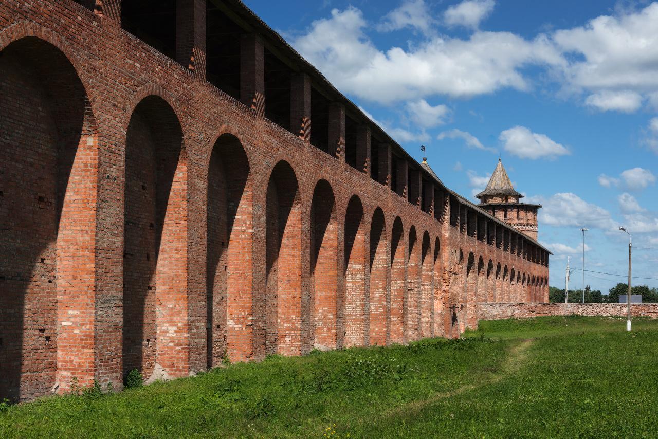 Кремль стена