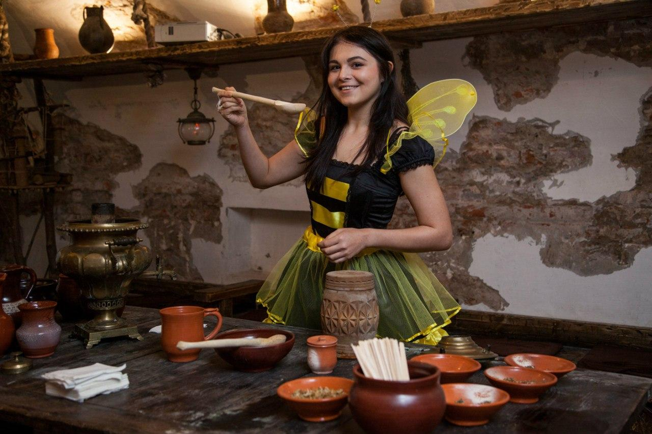 мед пчелка