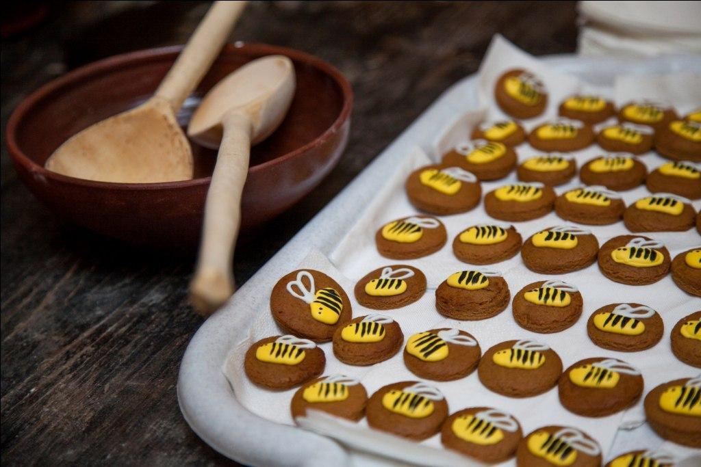 мед.печенья